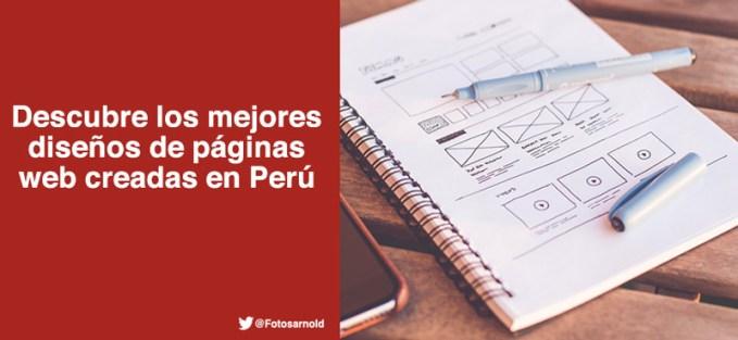diseño paginas web en peru