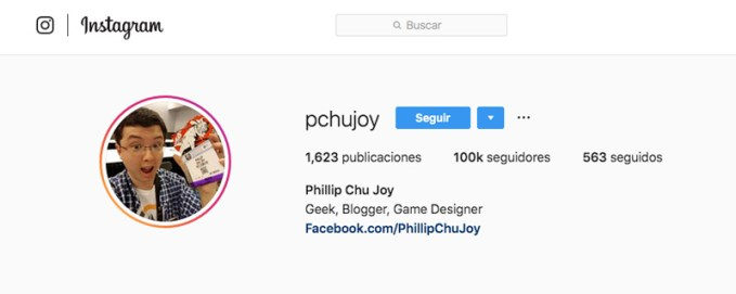 phillip chu joy influencer peruano
