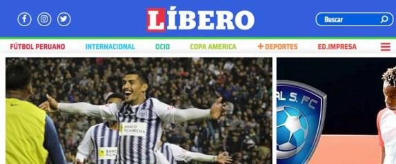 libero porta noticias deportes peru