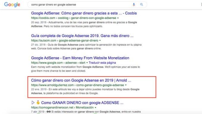 titulares-palabras-clave-ganar-dinero-googleadsense