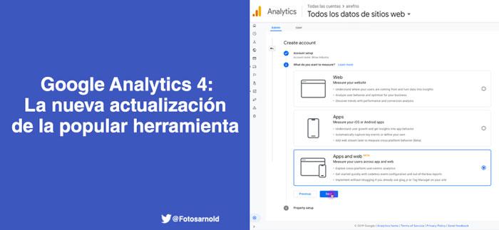 google-analytics-4-nueva-actualizacion