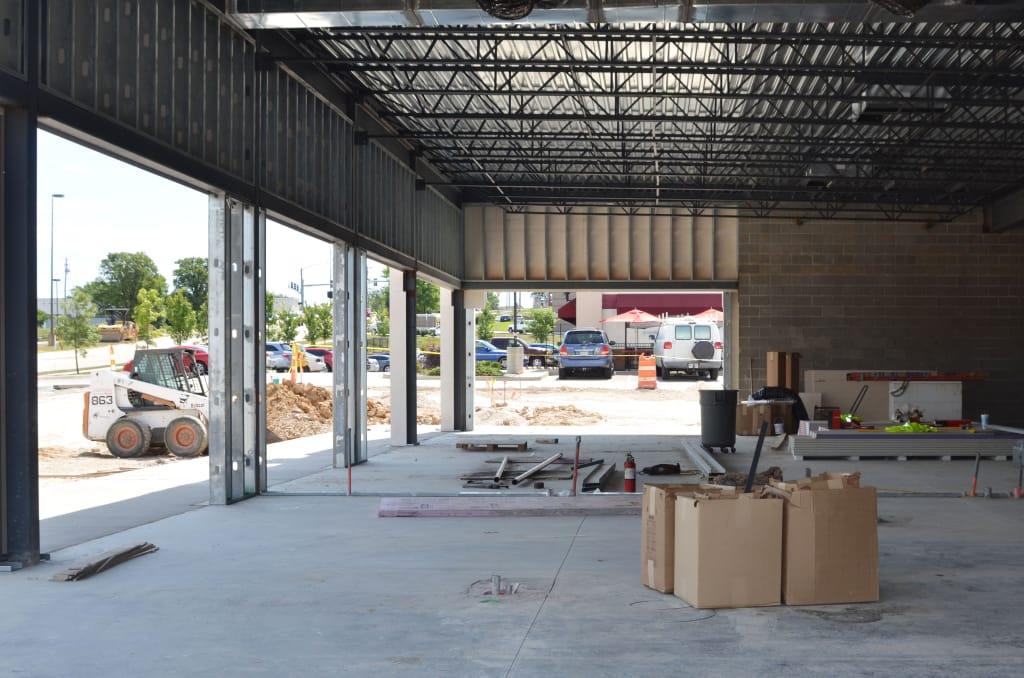 Construction Retail business