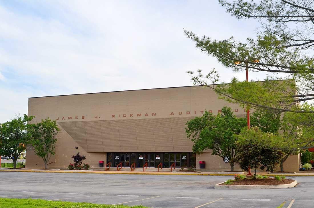Rickman Auditorium