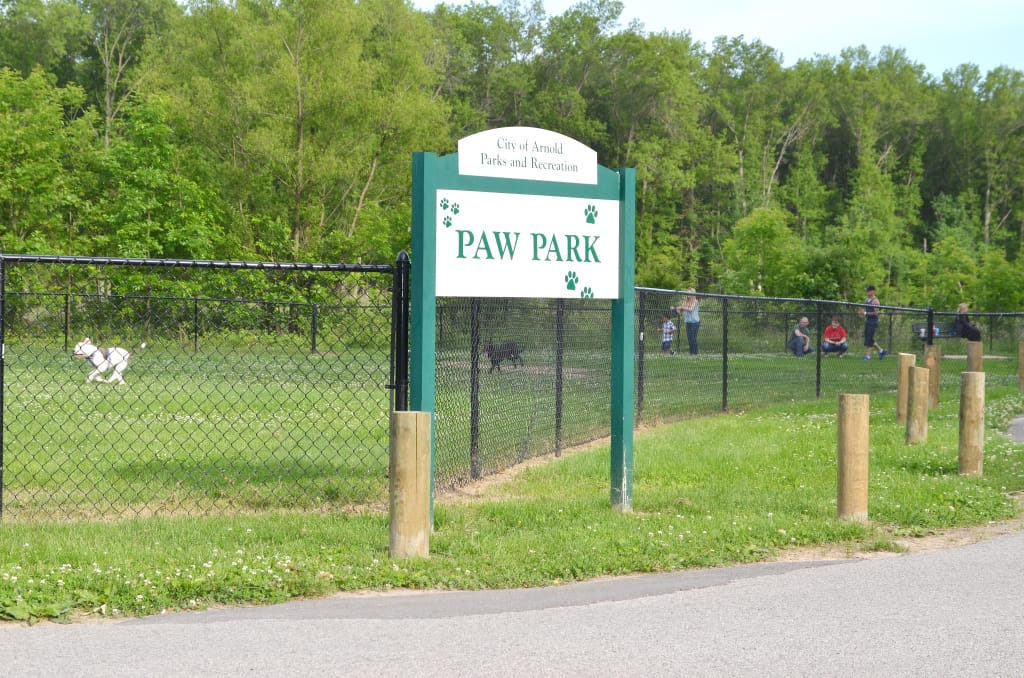 Paw Park dog park