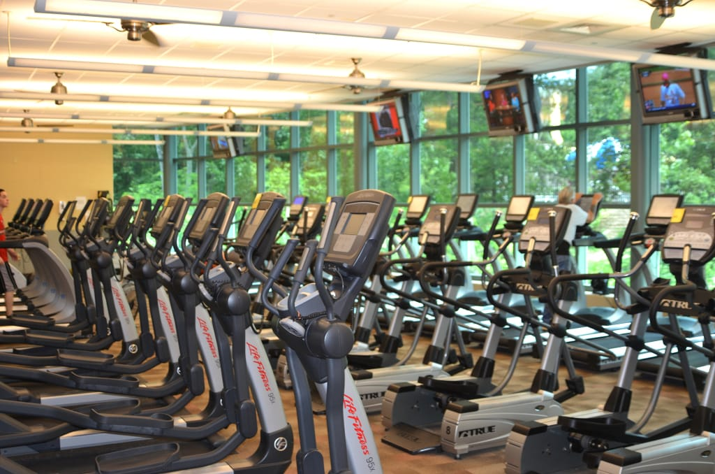 Arnold Rec Center Fitness