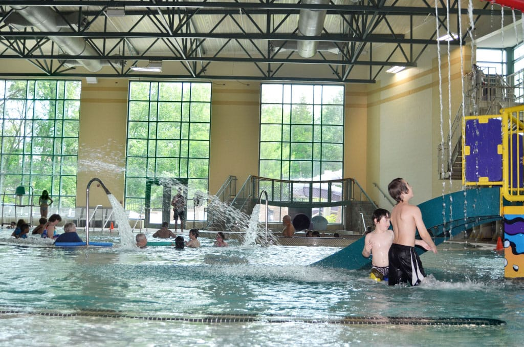 Arnold MO Rec Ctr Indoor Pool