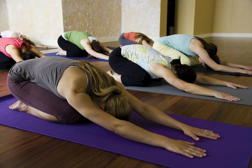 Yoga Adult Fitness