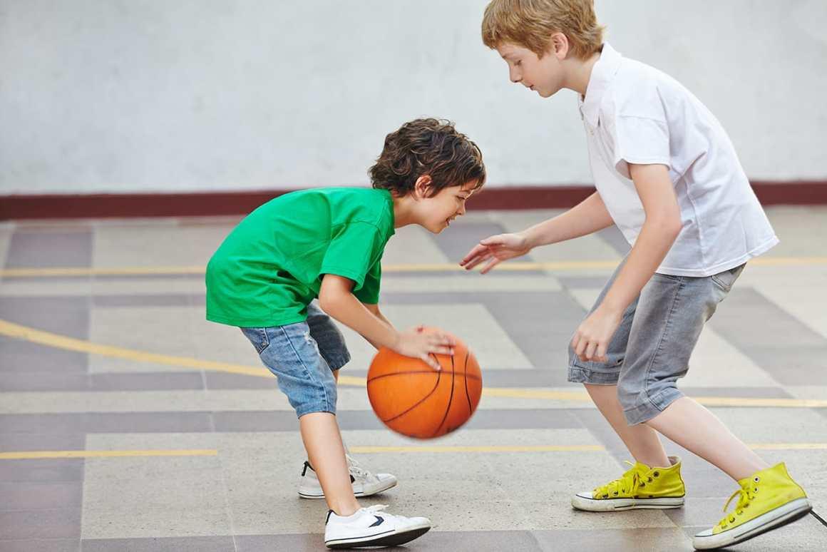 Little Shooters Basketball