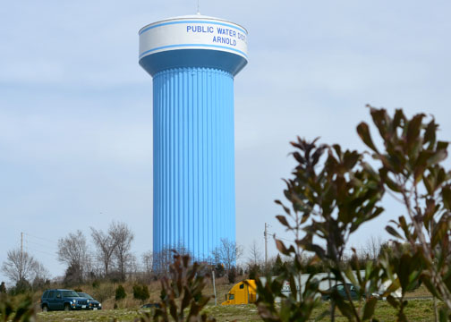 Arnold MO Water Tower