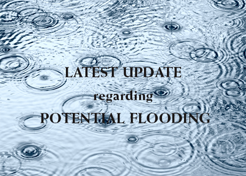 Latest Flooding Update