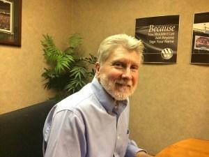 David Warren, CEO of Warren Sign Company
