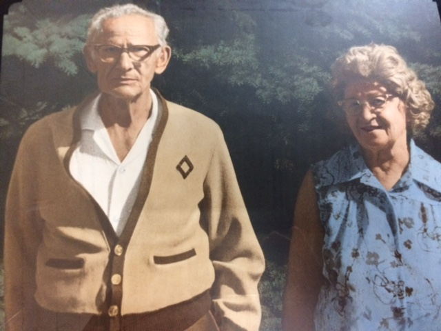 LMC Industries Founder Fred Suellentrop Sr. & wife Ruth