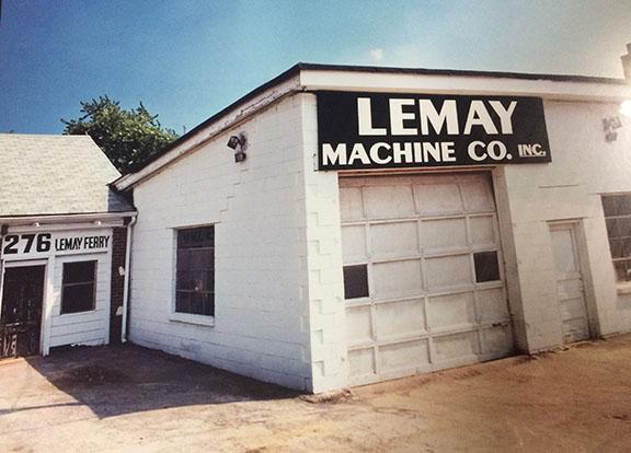 LMC Industries Original Machine Shop