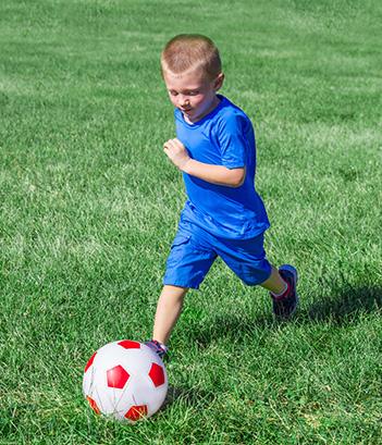 Little Kickers Soccer