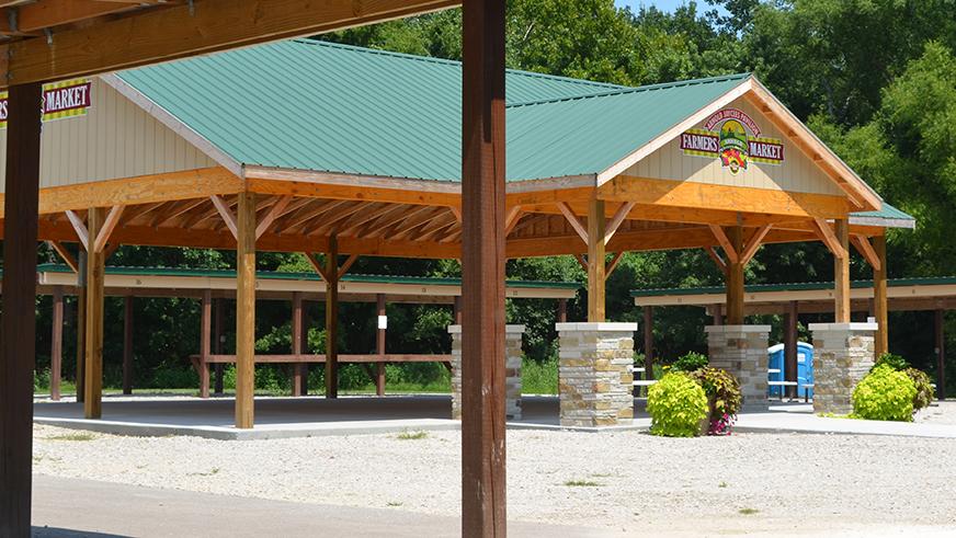 Arnold Farmers Market Pavilion