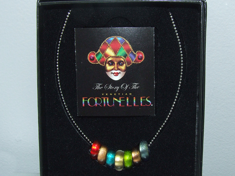 Arnolds Gift Gallery Is Giving Away A Sterling Silver Fortunelle Necklace