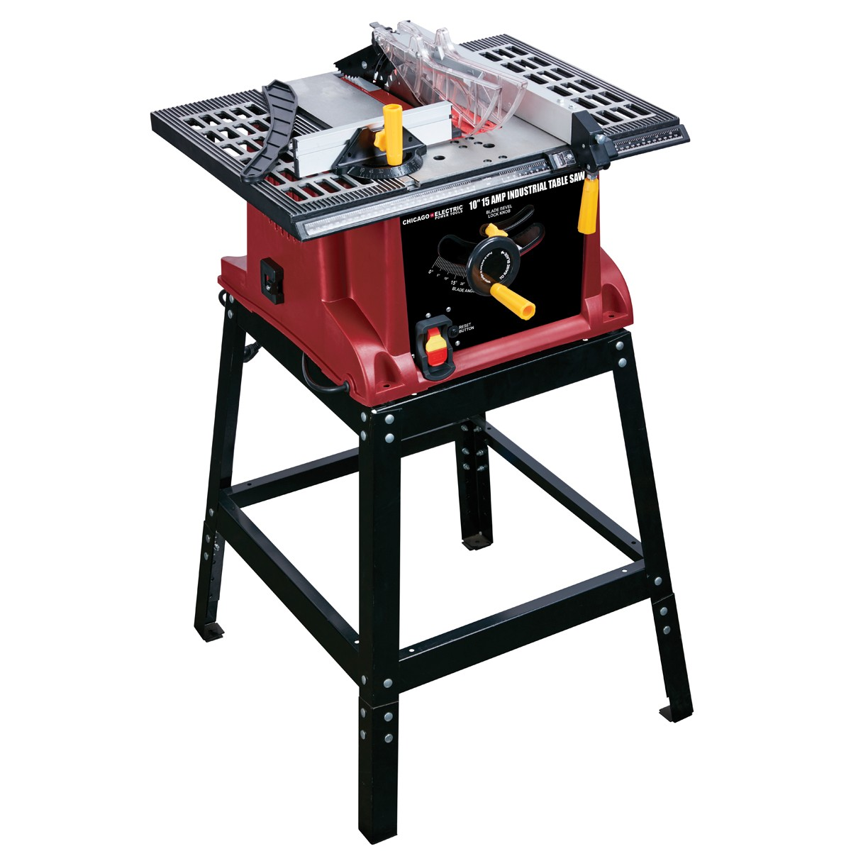 Harbor Freight Table Saw - Arnold Solof