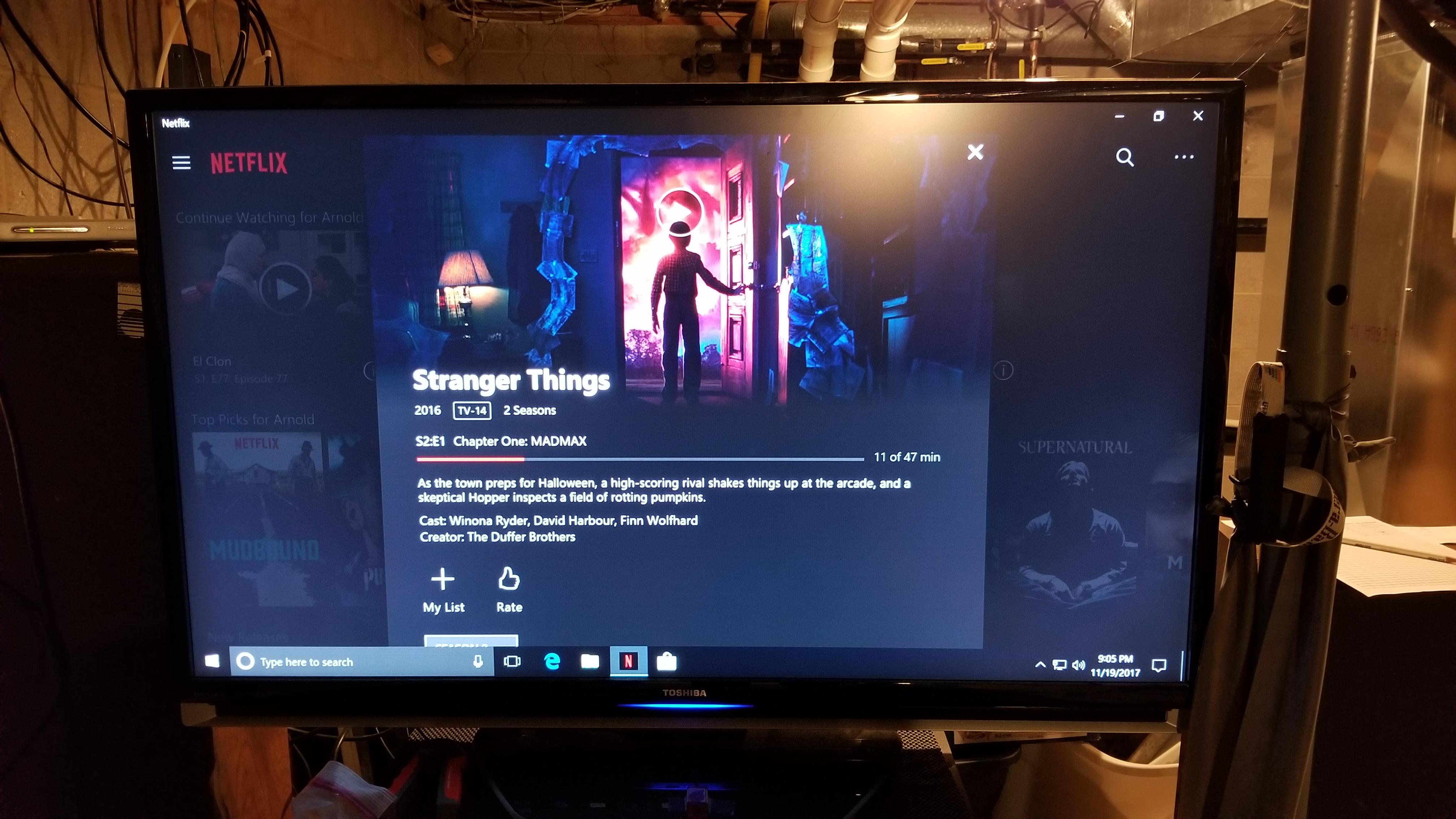 4K Netflix with an NVIDIA GTX 1050Ti 4GB Video Card - Arnold Solof