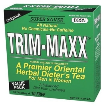 Chinese Miracle Weight Loss Tea Trim Maxx Dieters Tea By