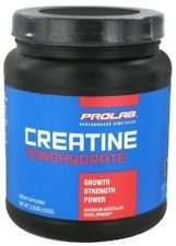 Prolab Pure Creatine Monohydrate, 300g+300g FREE!