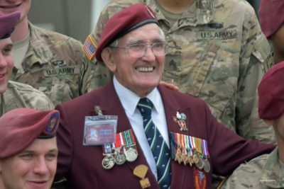 John Jeffries veteraan Operation Market Garden