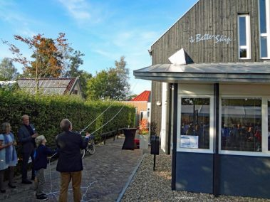 Opening nieuwe praktijk 't Betterskip Eastermar