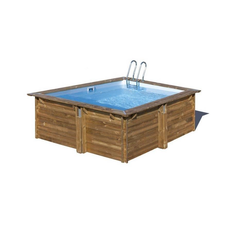 petite piscine bois pas cher 3x3