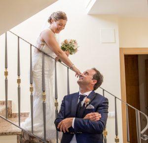 Vídeo y foto de boda