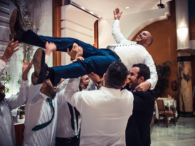 vídeo de boda en Valencia