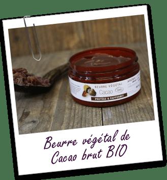 Beurre végétal Cacao BIO Aroma-Zone