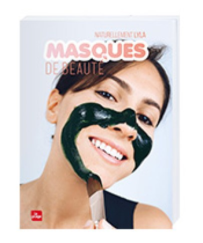 Livre Masques de Beauté - Aroma-Zone