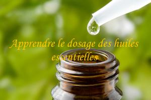 dosage huile essentielle pour massage