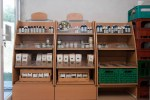 Visite d'une distillerie : les huiles essentielles et autres produits à la vente (3/3)