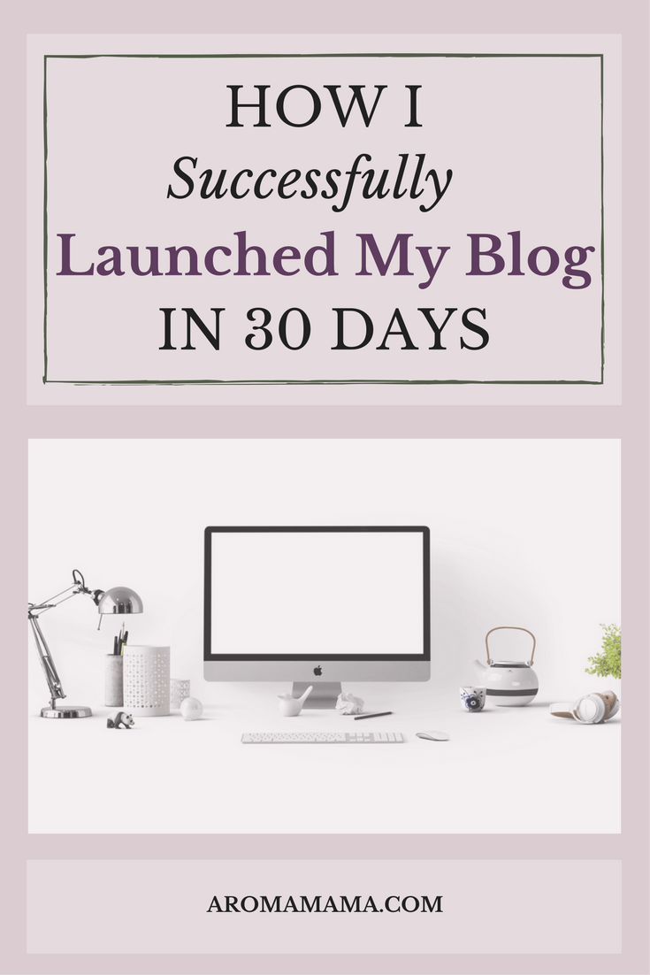 How I Successfully Launched My Blog in 30 Days goes into detail what I did to get my blog to have a successful launch. I share all the courses and blogging tools I used. This article is a great resource for new bloggers!