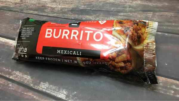 Alpha Burrito Mexicali