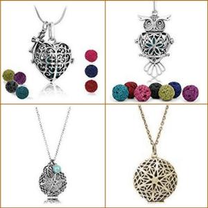 Diffuser necklaces