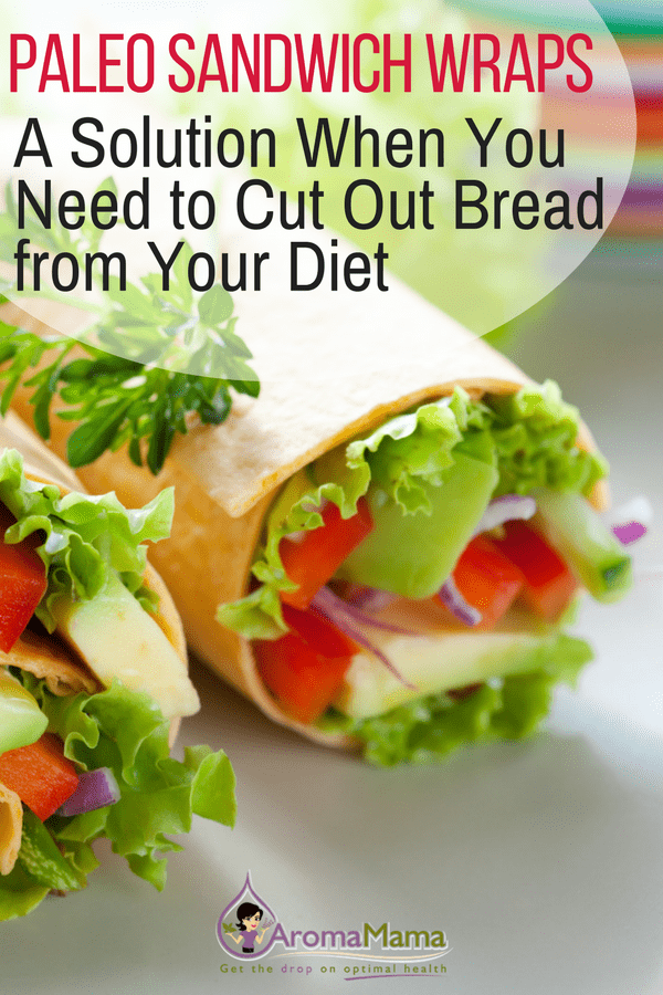 Are you on a Paleo, Keto, or gluten-free diet? Do you need to cut down your carbs and increase your vegetables? I've got the solution for you! Have a Paleo sandwich wrap!