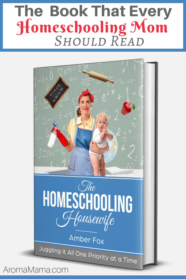 The Homeschooling Housewife is a powerful book for the homeschool mom. The stories, ideas, and practical tips have already helped me as a homeschool mom of three! Every mom that homeschools their kids should read this book to learn how to juggle it all with joy!