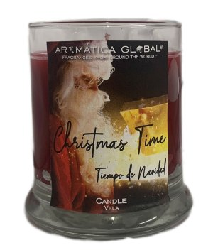 Christmas Time Candle