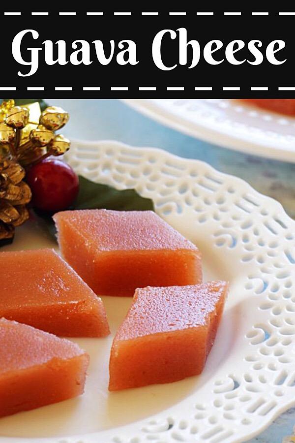 Guava Cheese | Perad Recipe | How To Make Guava Cheese