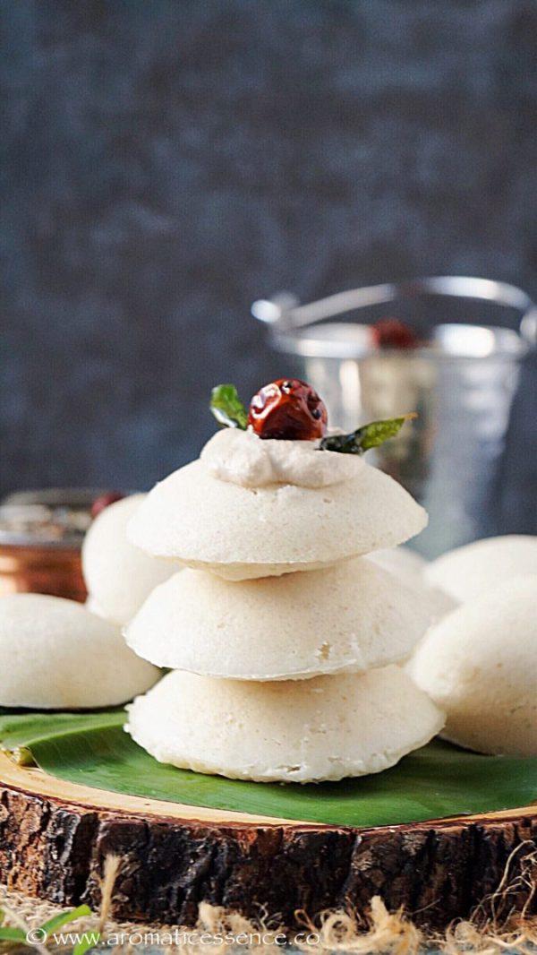 how to make soft idlis with idli rice