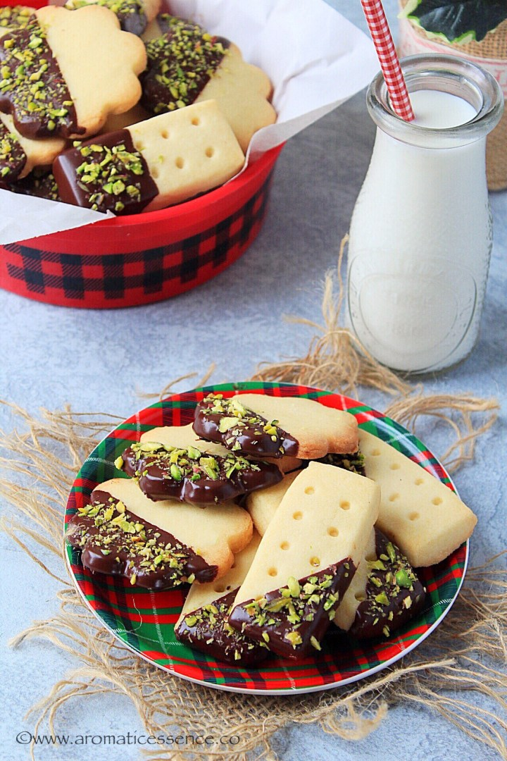 Shortbread Cookie Recipe   Shortbread Recipe   Scottish Shortbread Biscuits