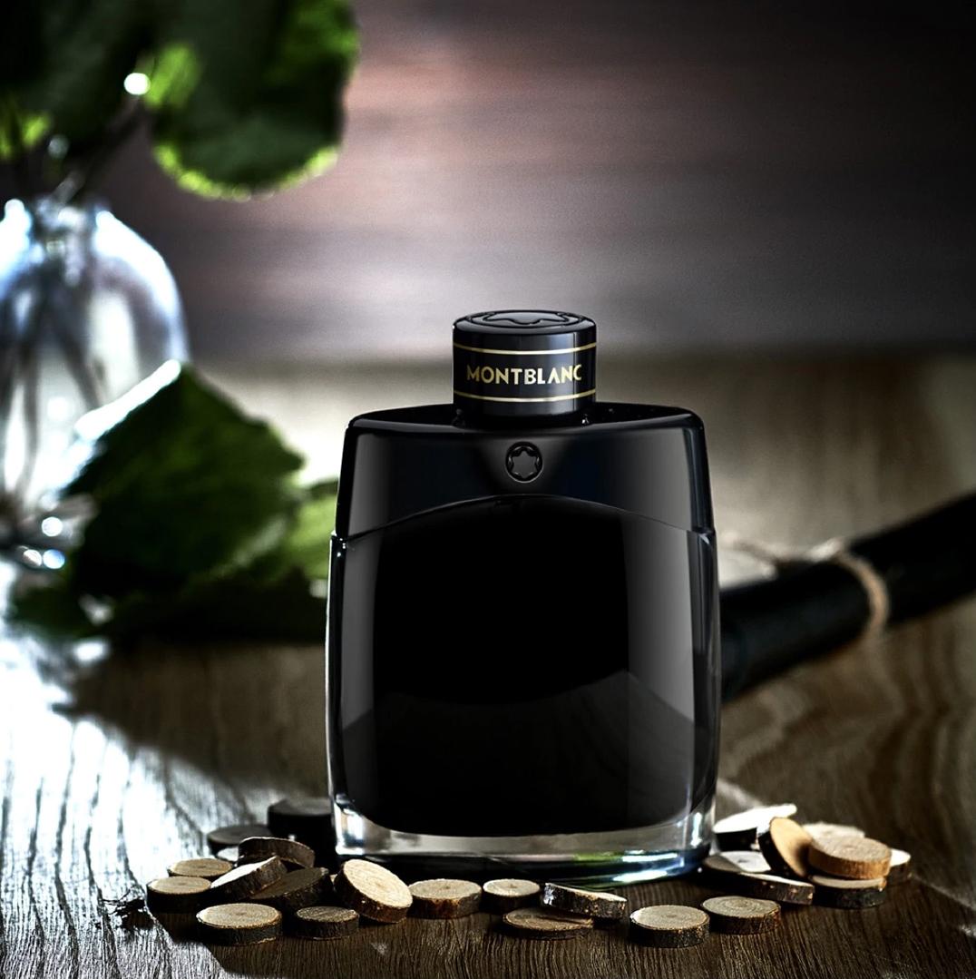عطر مونت بلانك ليجند ماء عطر Montblanc Legend Eau De Parfum لمحة عطرية Aromatic Glance