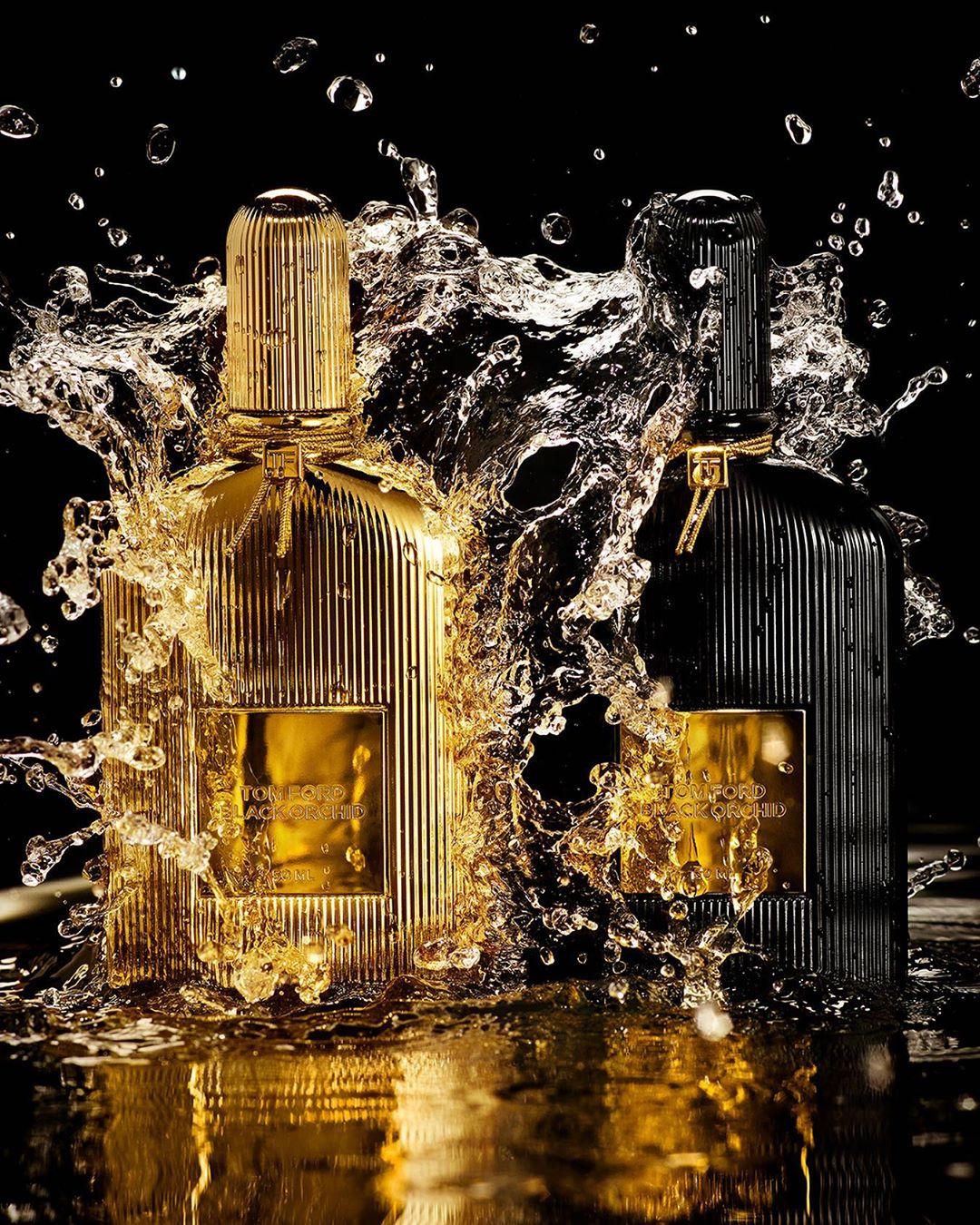 عطر بلاك أوركيد بارفام Tom Ford Black Orchid Parfum من توم فورد