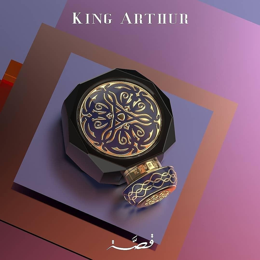 أكثر عطور قصة مبيعا   عطر الملك آرثر King Arthur
