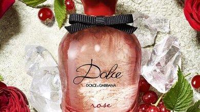 عطر دولتشي آند غابانا النسائي الجديد لعام 2021 Dolce & Gabbana Dolce Rose Eau de Toilette