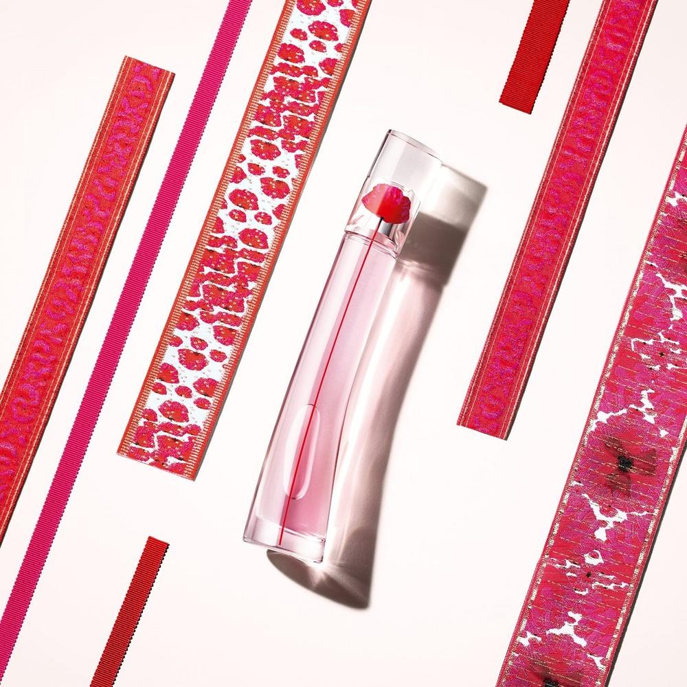 عطر KENZO Flower by Kenzo Poppy Bouquet Couture Edition من كينزو