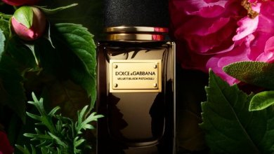 عطر فيلفيت بلاك باتشولي من دولتشي آند غابانا Velvet Black Patchouli Dolci and Gabbana