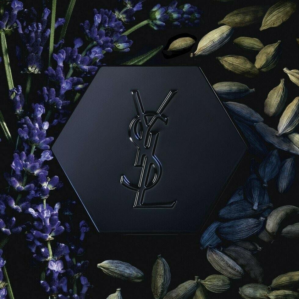 La Nuit de L'Homme Bleu Electrique Yves Saint Laurent