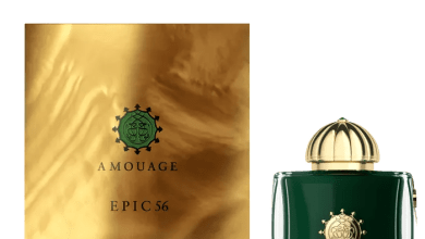 عطر إيبيك ٥٦ للنساء من أمواج Amouage Epic 56 Woman